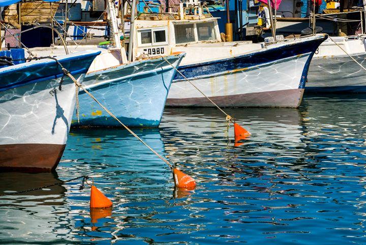 Old Jaffa Port, Tel Aviv, Israel - PhotoStock-Israel