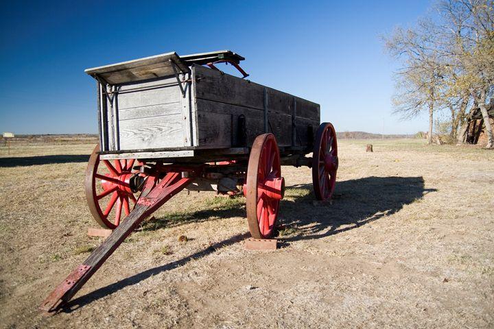 Little House on the Prairie, Kansas - PhotoStock-Israel