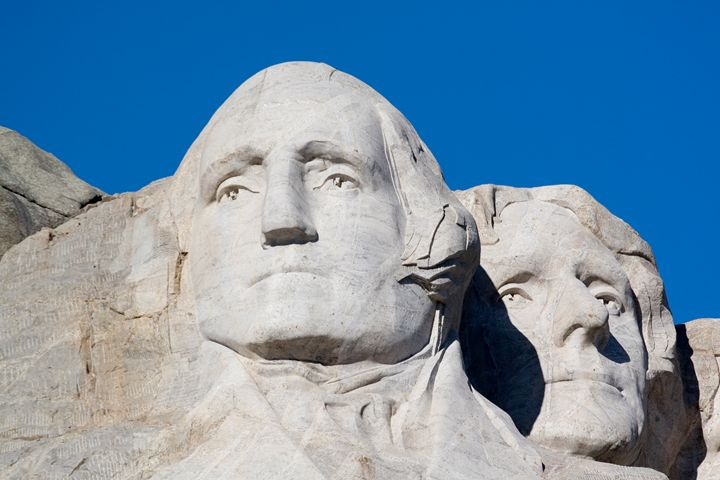 Mount Rushmore South Dakota SD USA - PhotoStock-Israel