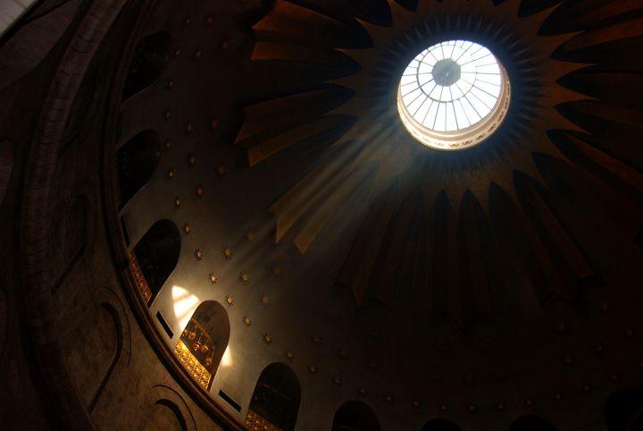 Holy Sepulchre, Old city, Jerusalem - PhotoStock-Israel