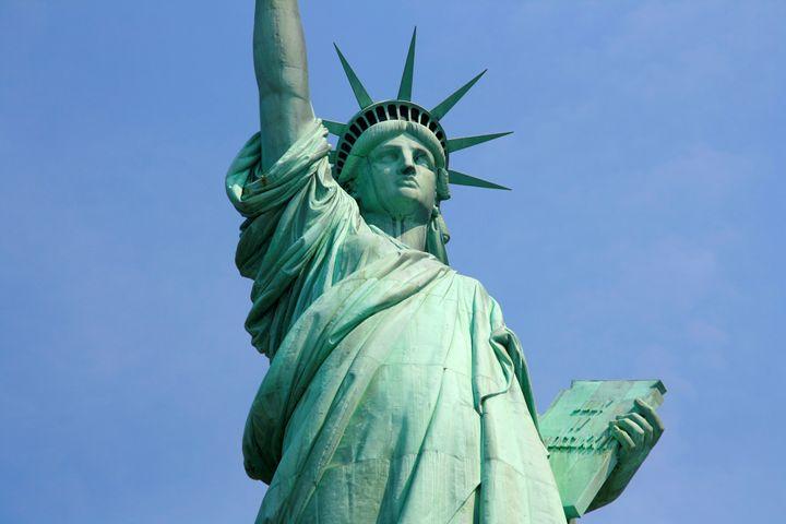 Statue of Liberty, Manhattan New Yor - PhotoStock-Israel