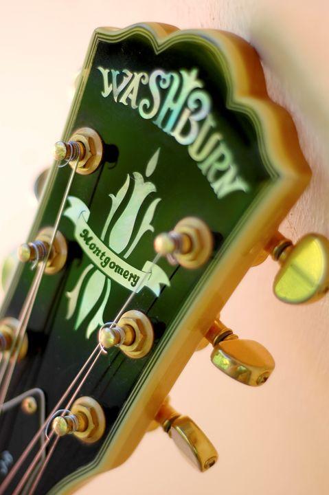 Guitar Abstract close up - PhotoStock-Israel