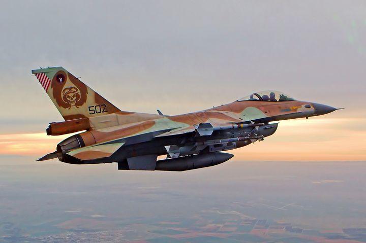 IAF F16I Fighter jet - PhotoStock-Israel