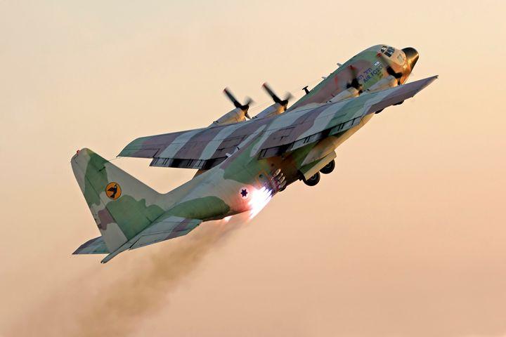 IAF Hercules 100 - PhotoStock-Israel