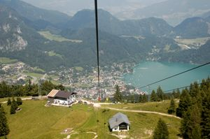 St. Gilgen and Lake Wolfgang,