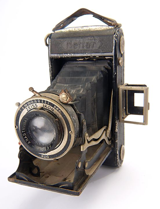 Zeiss Nettar bellows camera - PhotoStock-Israel