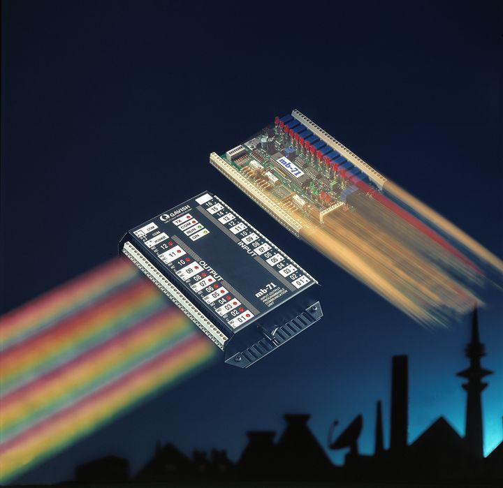 Electronic circuit boards - PhotoStock-Israel