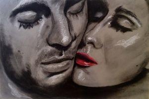 grayscale love