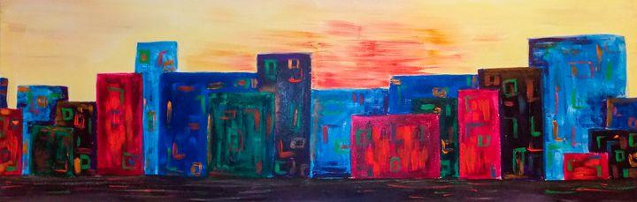 city - Katie Golabowski