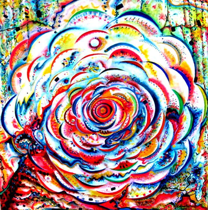 Rainbow MittelEuropa - HEART DREAMING PAINTINGS