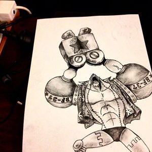 Cyborg Franky