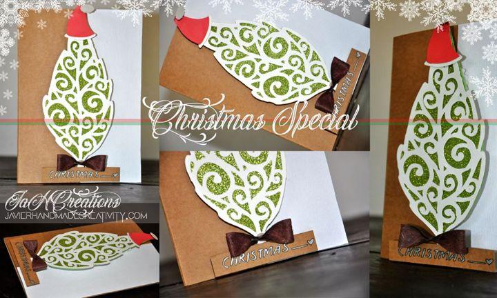 Christmas card - FishGirl@C