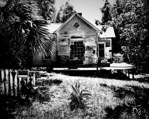 Abandoned in Cassadaga