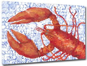 SALE! Lobster Canvas,16x20""