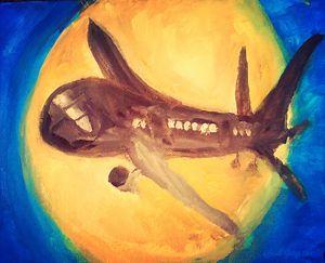 The Airplane Shark