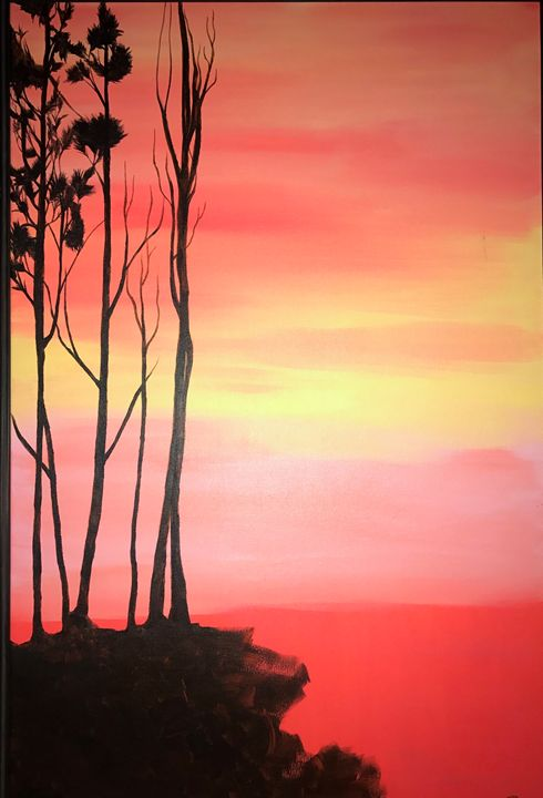 Sunrise - Joy Parks Coats Art