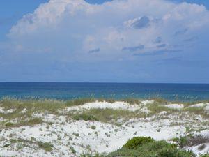 Sand,Surf and Sky