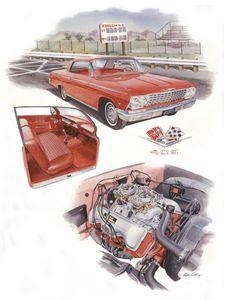 409 Chevy Impala