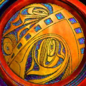 Haida Style Native American Art 26