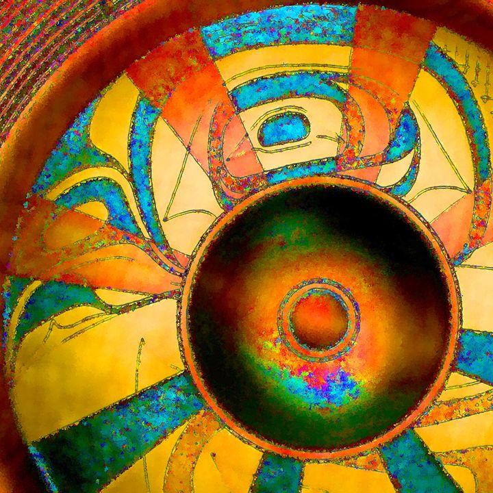 Haida Style Native American Art 27 - Native American Art