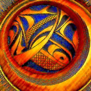 Haida Style Native American Art 30