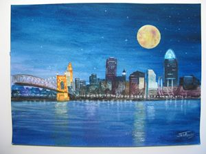 Reflections of Cincinnati
