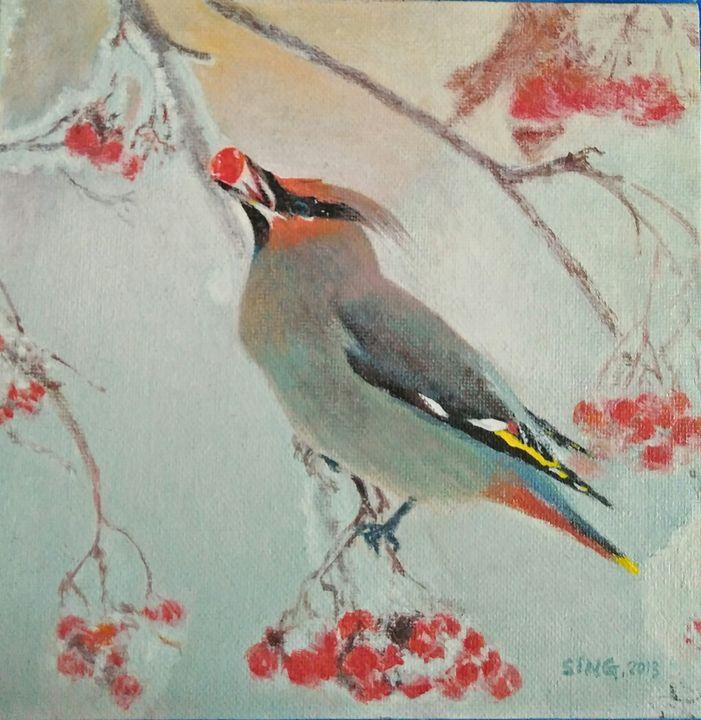 The Red Bird - Xing Studio