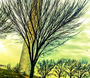 Washington Monument - Refuged