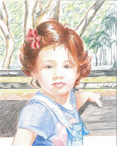 Mia portrait