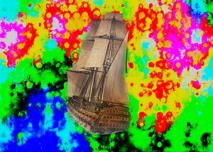 Sailing an abstract sea of dreams
