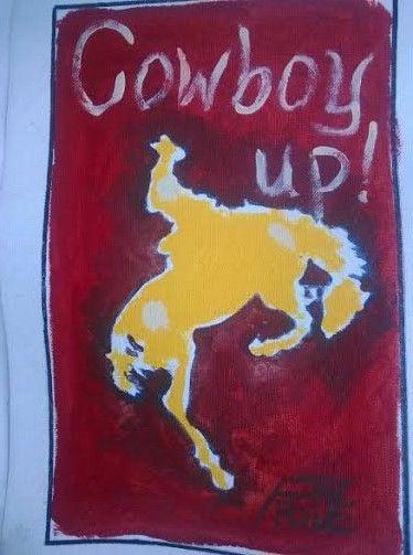 Cowboy Up - Pride