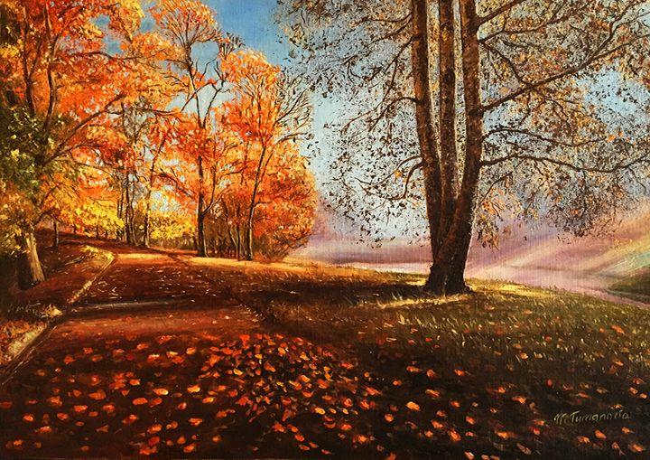 Beautiful Sunny Morning - Mariya Tumanova