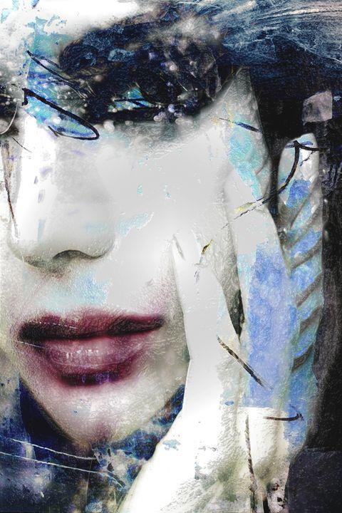 The Ice Queen's  Tears - Avriahartz