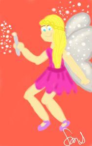 Fairy sparkles