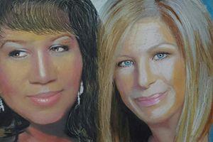 Aretha and Barbera