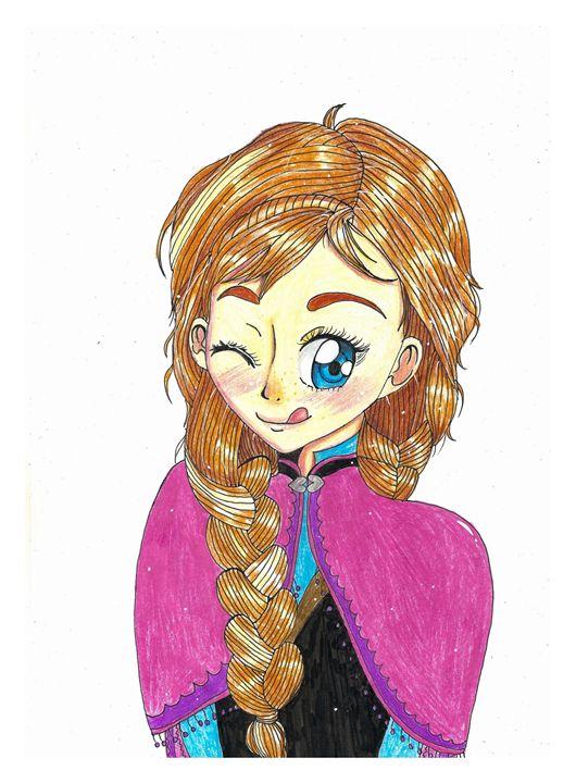 Anna - fluffcakies