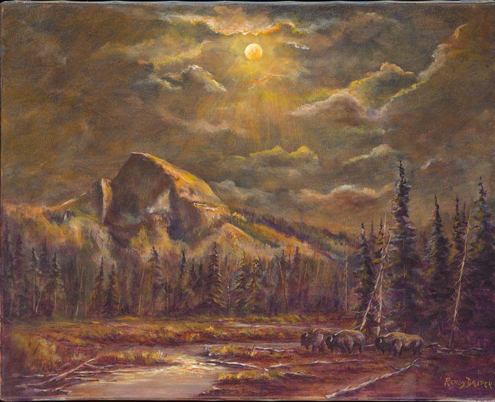 Moonlight Roam - Randy Draper
