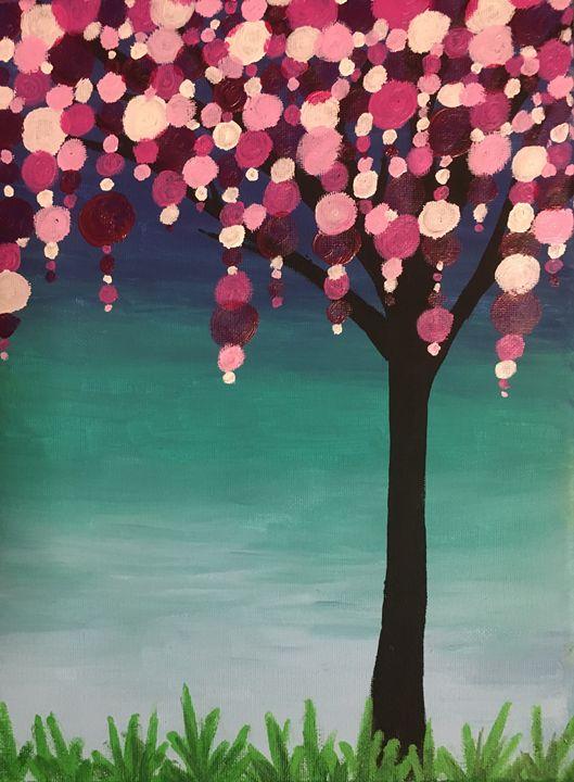 Cherry Blossom Tree - Sarah Bolyard