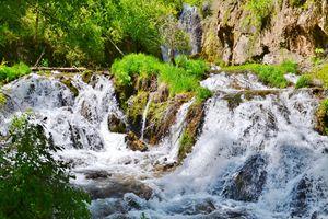 Spearfish Falls, Black Hills