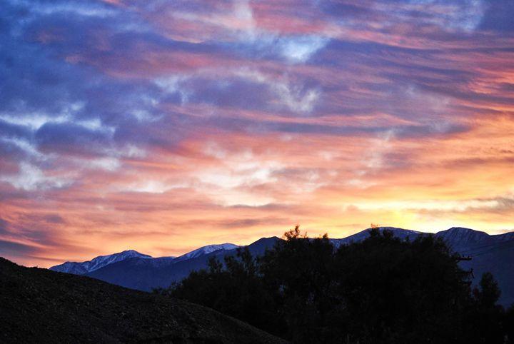 Desert Sunset - Mistyck Moon Creations Gallery