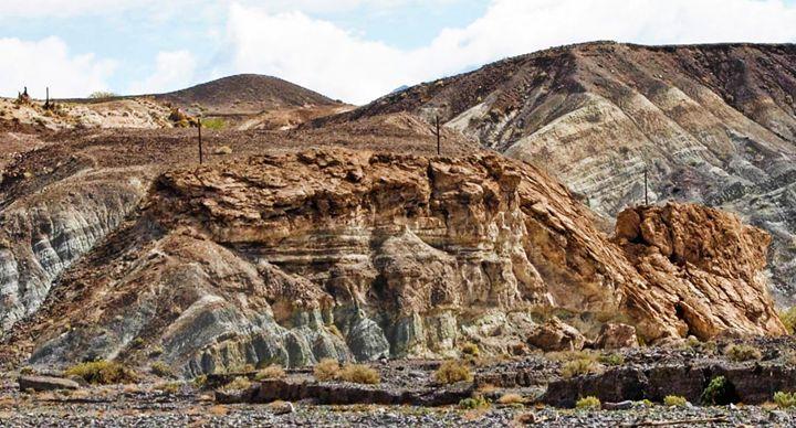 Desert Rocks - Mistyck Moon Creations Gallery