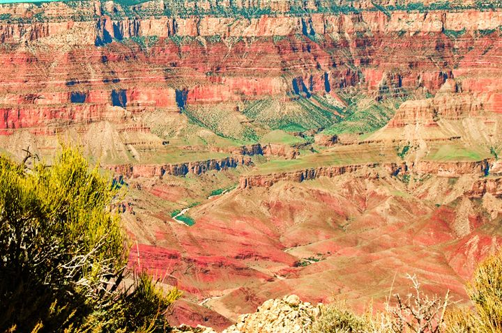 Colors Of The Grand Canyon - Mistyck Moon Creations Gallery