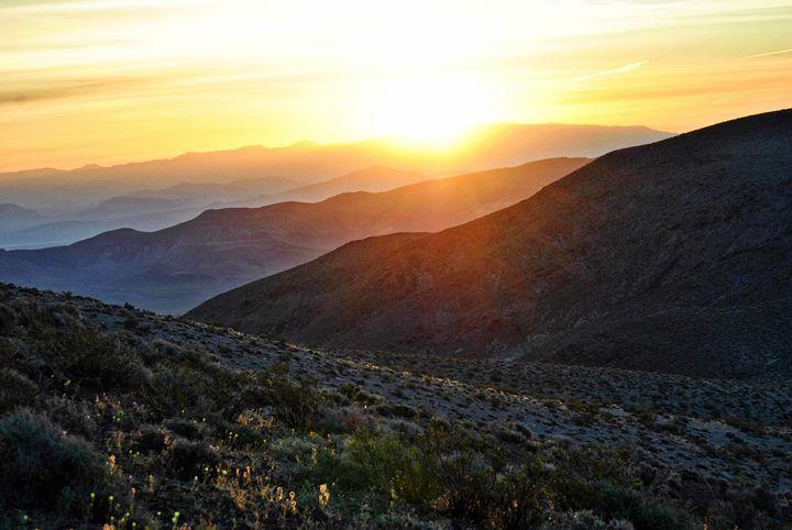 Mountain Sunrise - Mistyck Moon Creations Gallery