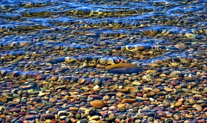 Clear Water Stones - Mistyck Moon Creations Gallery