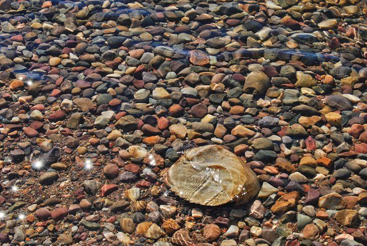 Shoreline Underwater Stones - Mistyck Moon Creations Gallery