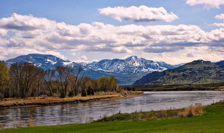 Rivers and Mountains - Mistyck Moon Creations Gallery
