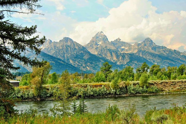 Mountains and Rivers - Mistyck Moon Creations Gallery
