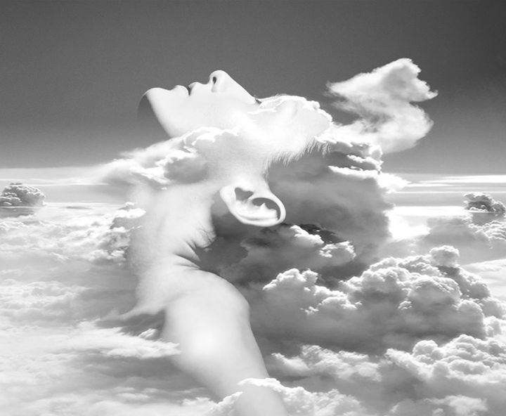 Up In The Clouds - Therese Balmori
