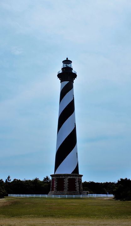 Cape Hatteras Lighthouse - Lisa M. Moore