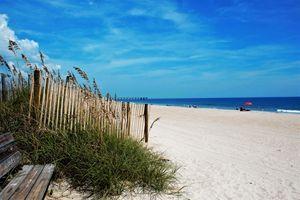 Peaceful Wrightsville Beach, NC